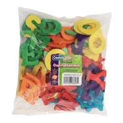 Colored Wooden Letters By Chenille Kraft