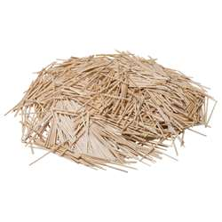 Toothpicks 2500 Pieces Flat By Chenille Kraft