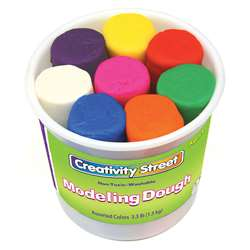 Modeling Dough 8 Colors By Chenille Kraft