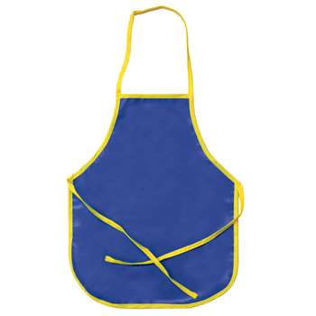 Primary Art Apron Vinyl 18 X 15 By Chenille Kraft