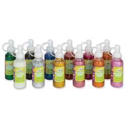 Glitter Glue 12Pk Assortment By Chenille Kraft