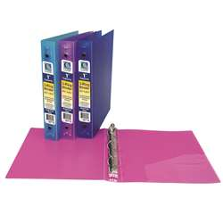 Mini Size 3 Ring Binder By C-Line