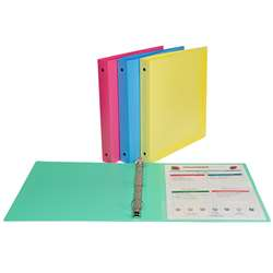 3 Ring Binder 1In Capacity By C-Line