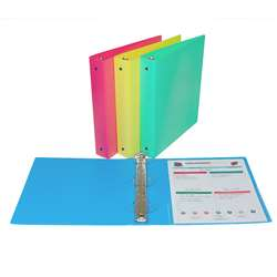 3 Ring Binder 1.5In Capacity By C-Line