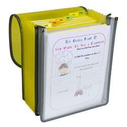 7 Pocket Vertical Backpack File, CLI58700