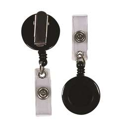 C Line Retracting Id Card Reel By C-Line