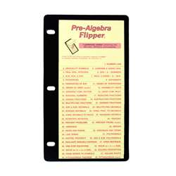 Pre-Algebra Flip Up Study Guide By Christopher Lee