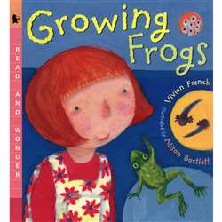 Growing Frogs By Candlewick