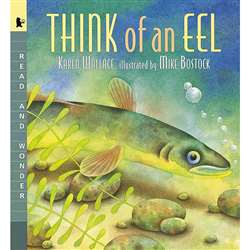 Think Of An Eel Big Book By Candlewick