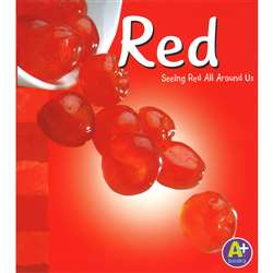 Red Color Series By Coughlan Publishing Capstone Publishing