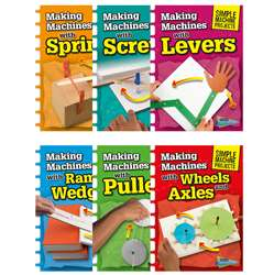6 Book Setsimple Machines Projects, CPB9781410968128
