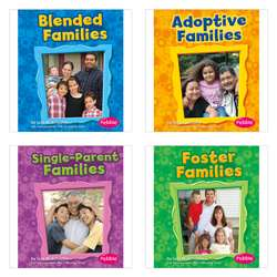 My Family Book Set Set Of 4 By Coughlan Publishing Capstone Publishing
