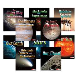 The Solar System & Beyond Book Set Of 10 By Coughlan Publishing Capstone Publishing