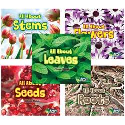 All About Plants 5 Book Set, CPB9781484638613