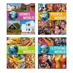 Go Go Global Book Set Of 4, CPB9781491470350