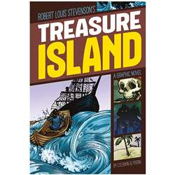Treasure Island Graphic Novel, CPB9781496500274