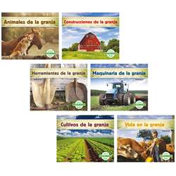 Abdo On The Farm Spanish Kid Reader Dual Language, CPB9781496604552