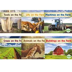 Abdo On The Farm English Kid Reader Dual Language, CPB9781496611482