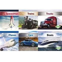 Abdo Transportation English Kids Dual Language Rea, CPB9781496611567