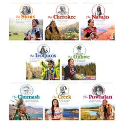 8 Book Set American Indian Life, CPB9781515733461
