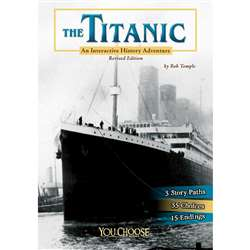 The Titanic, CPB9781515733881