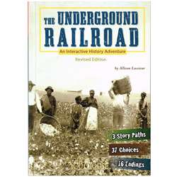The Underground Railroad, CPB9781515742562