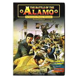 The Battle Of The Alamo, CPB9781515742579
