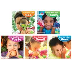 Our Amazing Senses St Of 5 Books, CPB9781515767435