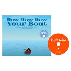 Row Row Row Your Boat Sing Along Songs, CPB9781632901552