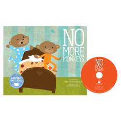 No More Monkeys Sing Along Songs, CPB9781632904317