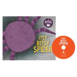Itsy Bitsy Spider Sing Along Songs, CPB9781632904348