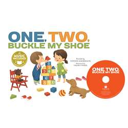 One Two Buckle My Shoe Sing Along Songs, CPB9781632904393