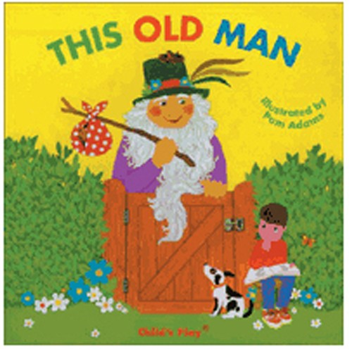 Classic Books W Holes This Old Man Man Cpy0859530264