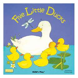 Classic Books With Holes Big Book Five Little Duck, CPY9780859531245
