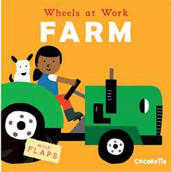 Wheels At Work Board Books Farm, CPY9781786280824