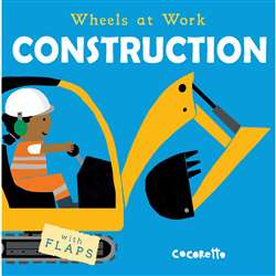 Wheels Work Board Book Construction, CPY9781786280831