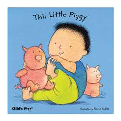 Shop This Little Piggy Board Book - Cpy9781846431203 By Childs Play Books