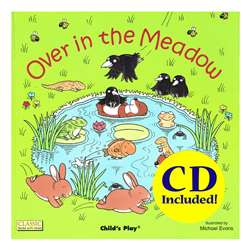 "Over "" The Meadow & Cd, CPY9781846431364"