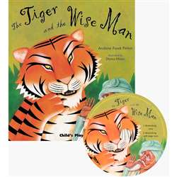 The Tiger And The Wise Man Traditional Tale With A Twist By Childs Play Books