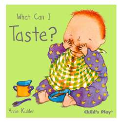 What Can I Taste, CPY9781846433757