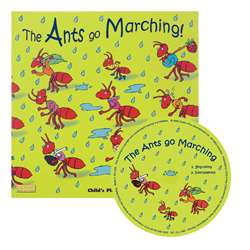 The Ants Go Marching Classic Books With Holes Plus, CPY9781846436222