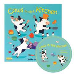 "Cows "" The Kitchen With Cd, CPY9781846436253"