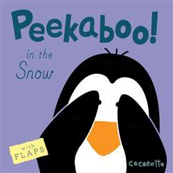 "Peekaboo Board Books "" The Snow, CPY9781846438653"