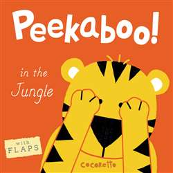 "Peekaboo Board Books "" The Jungle, CPY9781846438660"