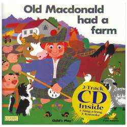 Old Macdonald & Cd By Childs Play Books
