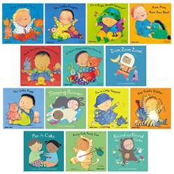 Songs And Rhymes Collection Set 2 - 14 Baby Board , CPYSTPLSNGRYM14