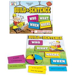 Build A Sentence By Wiebe Carlson Associates