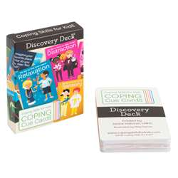 Coping Cue Cards Discovery Deck, CSKCCDIS