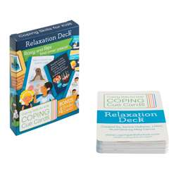 Coping Cue Cards Relaxation Deck, CSKCCREL