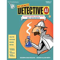 Science Detective A1 By Critical Thinking Press